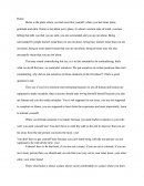 Essay on Home