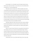 Essay on Personal Relations - My Neice