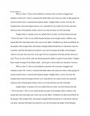 Essay on Genghis Khan