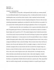 phil aristotle vs immanuel kant essay zoom