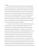 Essay on Business Leadership