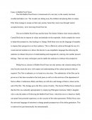 Essay on Movie - the Rabbit Proof Fence