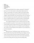 West and Movies Essay 6