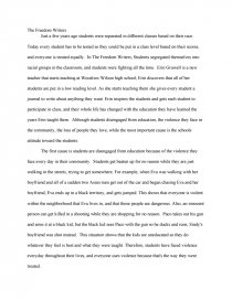Compare contrast essay final Scribd
