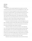 Research Paper on the Five People That Inspire Me