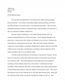 Ed 490 - Reflection Paper on Professionalism
