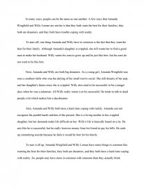 Fifth Business Essay Similar Essays Health Essays also Essay Writing On Newspaper Comparison Between Amanda Wingfield And Willy Loman  Essay Essay In English Literature