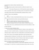 monsanto attempts to balance stakeholder interests essay The case is case 1, monsanto attempts to balance stakeholder interests the paper must have at least 3 level 1 headings that correspond to the following case points: • efficacy of monsanto's ethical culture.