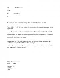 Donation Letter To Business from www.otherpapers.com