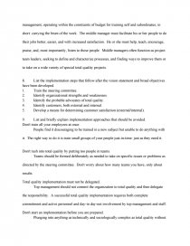 Community Service Essay Ideas  Dogs And Cats Compare And Contrast Essay also African American Essay Topics Implementing Total Quality Management  Study Guide Informational Essay