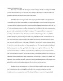 Subjective Exploration Essay