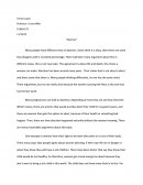 Essay on Abortion