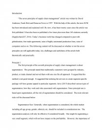 Position Paper Essay  Persuasive Essay Samples High School also Topic English Essay  Principles Of Supply Chain Management  Case Study Thesis For Compare Contrast Essay